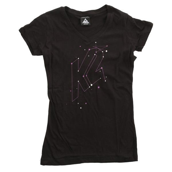 K2 Solar V Neck T-Shirt