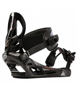 K2 Sonic Snowboard Bindings Black