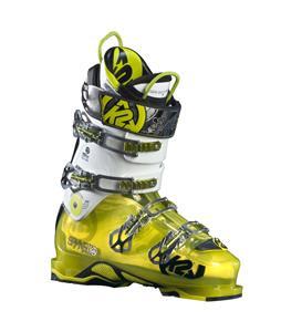 K2 SpYne 110 100mm Ski Boots