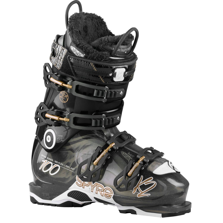 Ski Bike For Sale >> On Sale K2 SpYre 100 100mm Ski Boots - Womens up to 45% off
