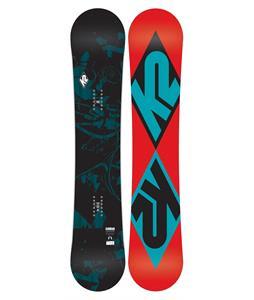 K2 Standard Wide Snowboard 155