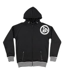 K2 Stormy Full-Zip Hoodies Black
