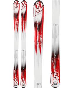 K2 Strike Jr Skis