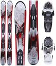 K2 Strike Jr Skis w/ Marker Fastrak2 7.0 Bindings - thumbnail 1