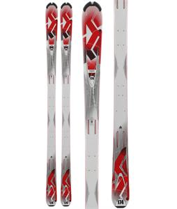 K2 Strike Predrilled Skis