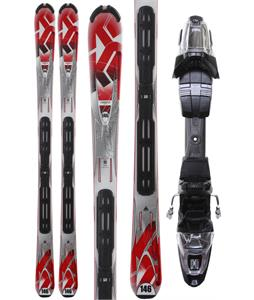 K2 Strike Skis w/ Marker Fastrak2 10.0 Bindings