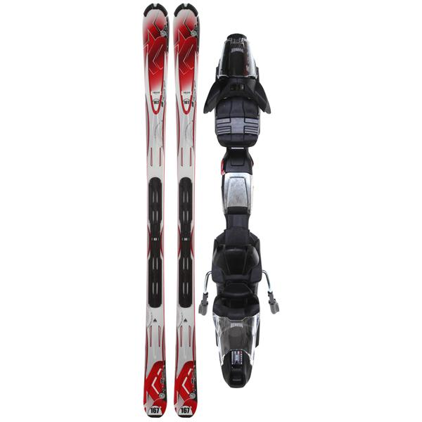K2 Strike Skis w/ Marker Fastrak3 10.0 Bindings