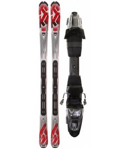 K2 Strike Skis w/ Marker Fastrack 2 10.0 Bindings
