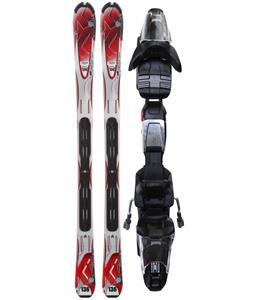 K2 Strike Skis w/ Marker Fastrak3 10.0 Bindings