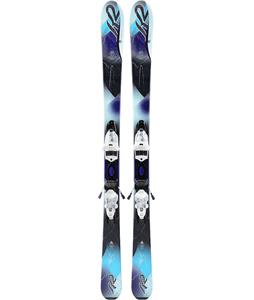 K2 Super Secret Lt Skis w/ Marker ERP 10 Bindings