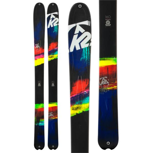 K2 Superbright 102 Skis