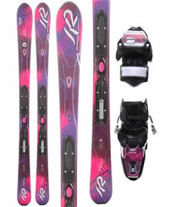 K2 Superfree Skis w/ Marker ER310.0 Bindings