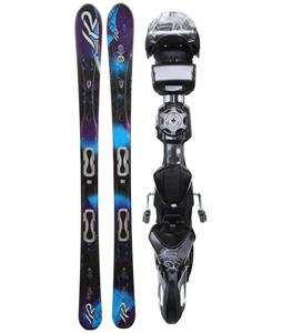 K2 SuperGlide Skis w/ Marker ERS 11.0 TC Demo Bindings