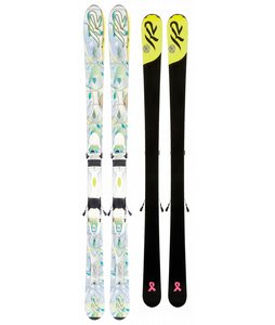 K2 Superific Skis w/ Marker Er3 10.0 Bindings