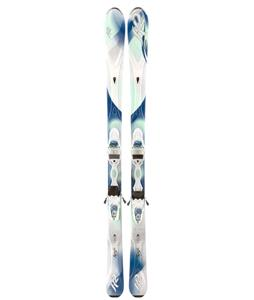 K2 Superific Skis w/ Marker ER310.0 Bindings