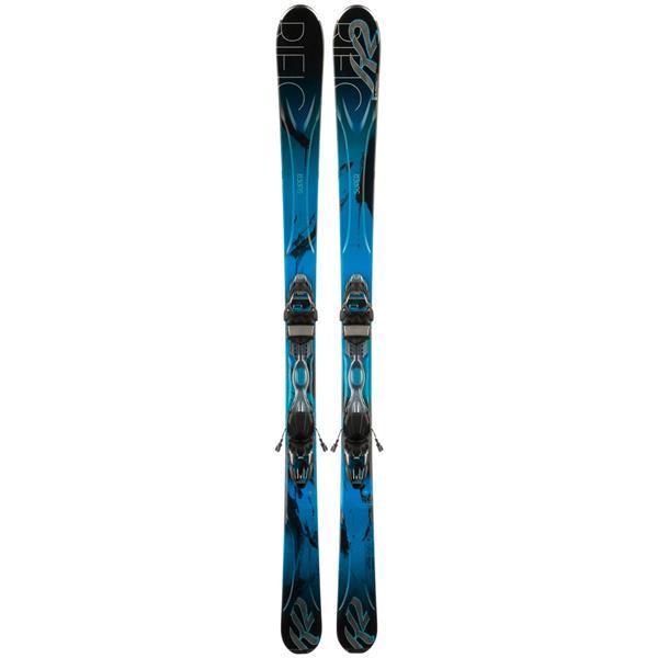 K2 Superific 76 Skis w/ Marker Er3 10 Bindings