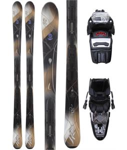 K2 SuperOne Skis w/ Marker ER3 10.0 Demo Bindings