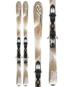 K2 Supersmooth Skis w/ Marker Erp 10.0 Bindings