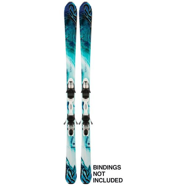 K2 Supersmooth 72 Skis