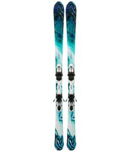K2 Supersmooth 72 Skis w/ Marker Erp 10 Bindings