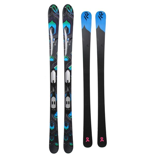K2 T9 One Luv Skis