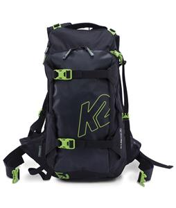 K2 Tatoosh Pack Black Side Backpack Black