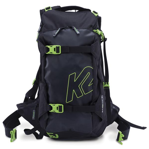 K2 Tatoosh Pack Black Side Backpack