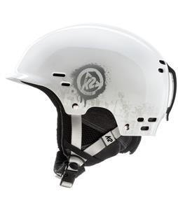 K2 Thrive Ski Helmet White