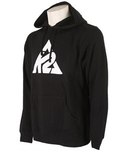 K2 Triangle Logo Pull Over Hoodie