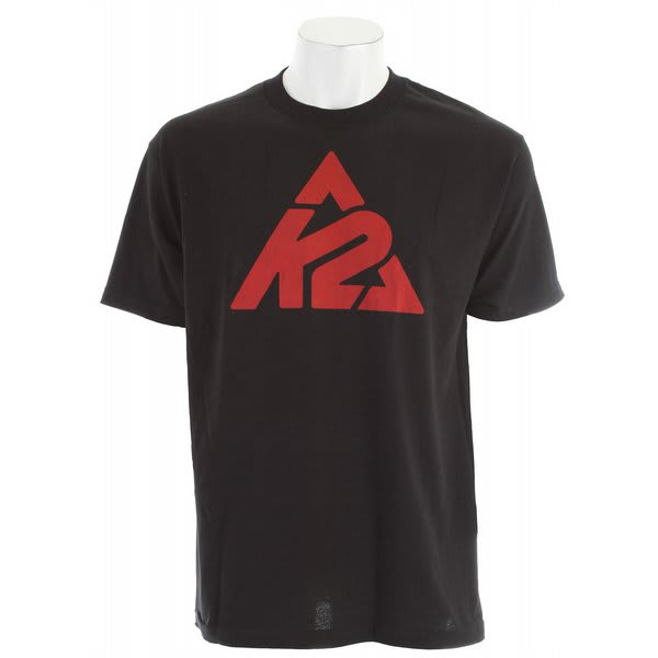 K2 Triangle Logo T-Shirt
