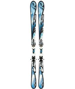 K2 Tru Luv Skis w/ Marker Erp 10.0 Bindings