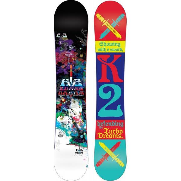 K2 Turbo Dream Wide Snowboard
