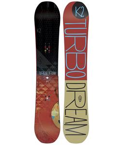 K2 Turbo Dream Wide Snowboard