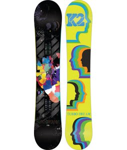 K2 Turbo Dream Snowboard 156