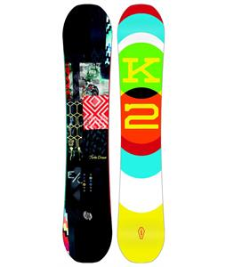 K2 Turbo Dream Wide Snowboard 160