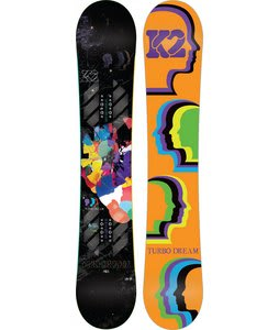 K2 Turbo Dream Snowboard 161