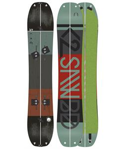 K2 Ultra Split Package Wide Splitboard Package