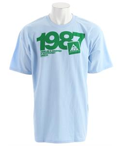 K2 Unestablished T-Shirt Powder Blue