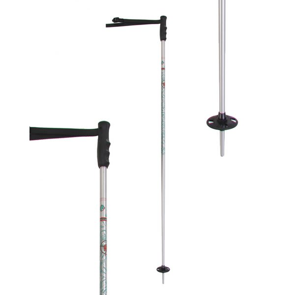 K2 V4 Ski Poles