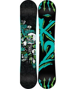K2 Vandal Wide Snowboard 148