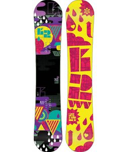 K2 Vavavoom Rocker Snowboard 139 Green