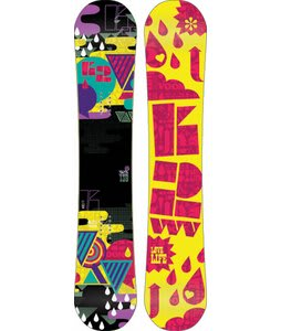 K2 Vavavoom Rocker Snowboard 139 Pink
