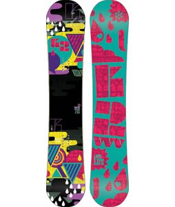 K2 Vavavoom Rocker Snowboard 148 Pink