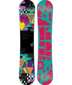 K2 Vavavoom Rocker Snowboard 148 Purple