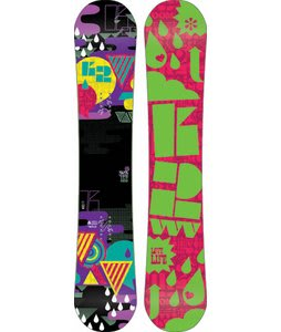 K2 Vavavoom Rocker Snowboard 152 Green