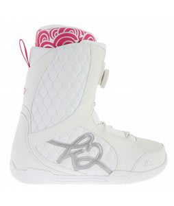 K2 Veil BOA Snowboard Boots White