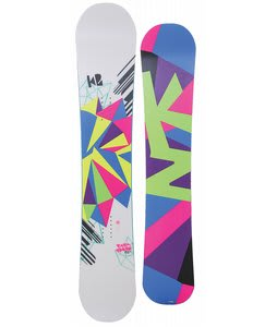 K2 Vavavoom Snowboard 152