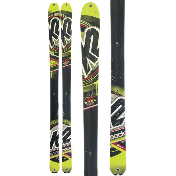 K2 Wayback Skis