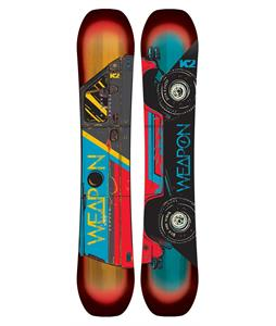 K2 World Wide Weapon Snowboard 148