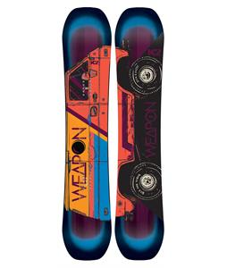 K2 World Wide Weapon Wide Snowboard 154